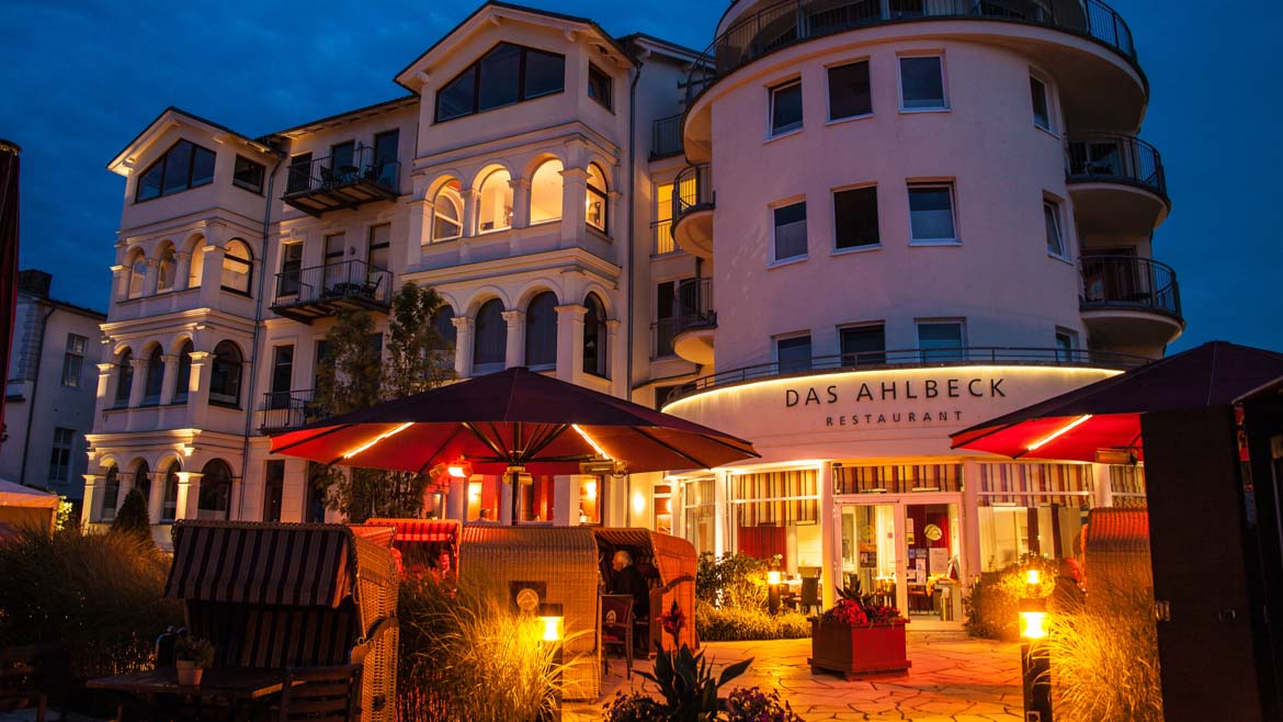 Sterne Hotel Ahlbeck
