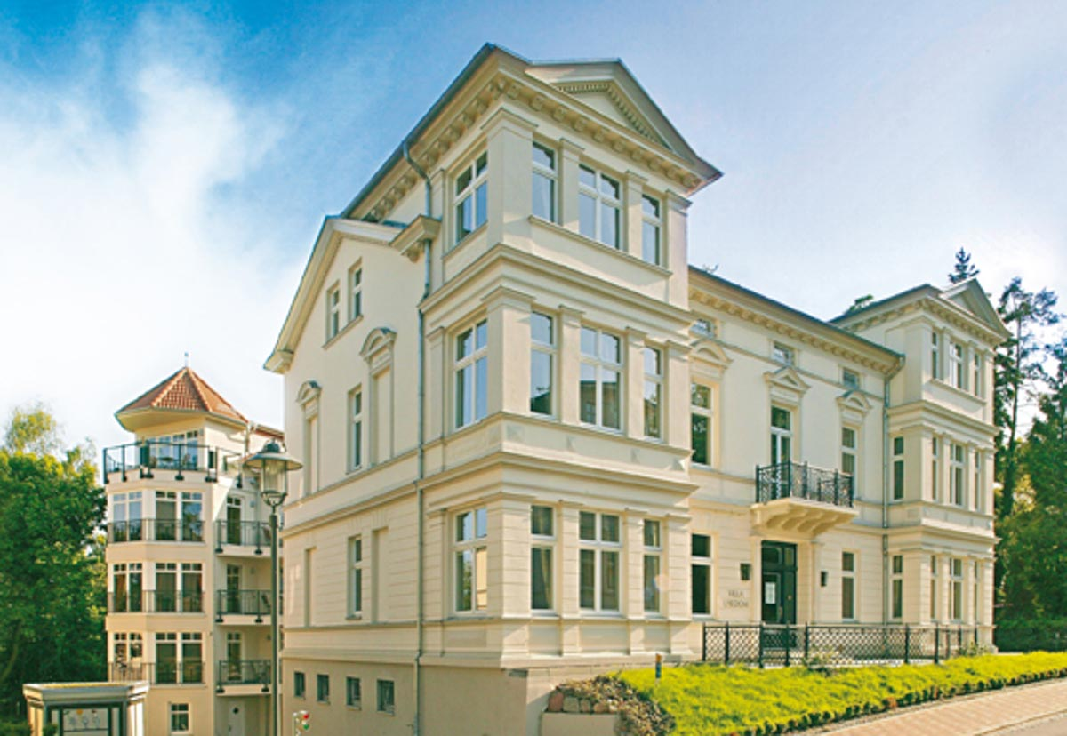 Hotels  Sterne Usedom